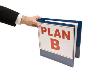 Grabbing Plan B