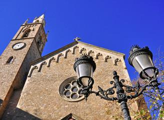 Old roman church