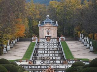 Jardines del Palacio de La Granja (Segovia)