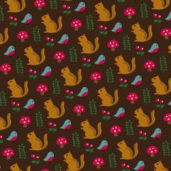 chipmunk pattern