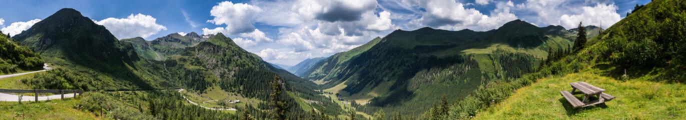 Alps Panorama,Styria,Austria.