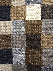 Rustic knitted background