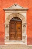 Antique door - 74556177