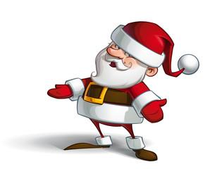 Smilling Santa