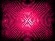 pinkfarbene Spiralformhintergrund...