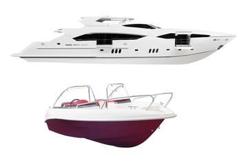 motor passenger boat