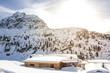 Costruzione su piste da sci