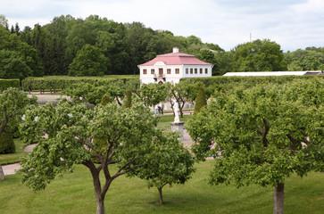 Дворец Марли. Сад Венеры. Петергоф