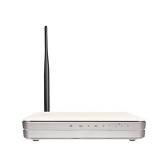 Wireless Router with the antenna