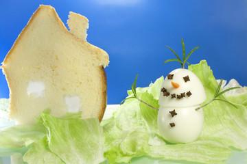 snowman gourmet