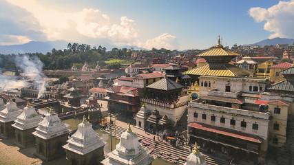 Funeral Pashupatinath Nepal