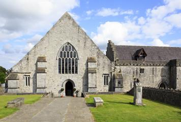 Holycross Abbey. County Tipperary in Ireland.