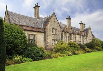 Muckross House in Killarney National Park.
