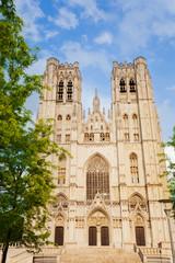 Cathedrale des Saints Michel et Gudule, Brussels