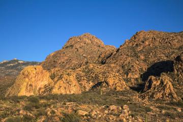 Tucson's Catalina State Park