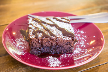 Brownie cake bakery