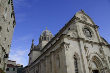famous sibenik cathedral