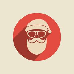 Santa Claus icon.