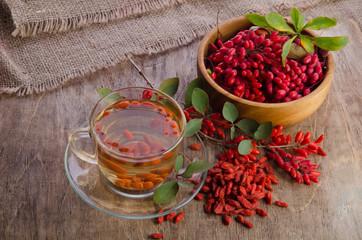 goji fresh antioxidant tea