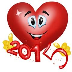 2015 cuore sereno
