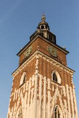 tower in Krakow
