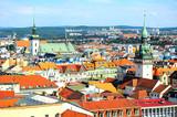 Brno cityscape