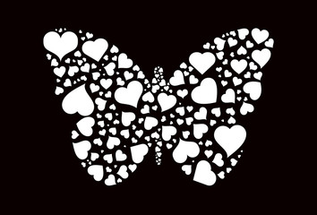 Butterfly of Hearts