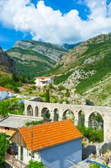 Aqueduct of Stari Bar