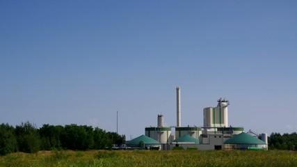 Biogasanlage vid 05