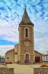 église commune de l'épine