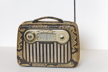 Akkord Pinguin M 56, Kofferradio von 1955