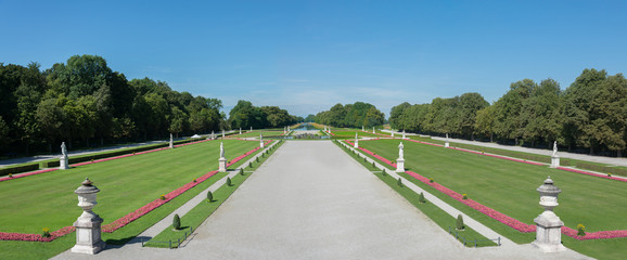 Park of Nymphenburg