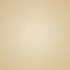 beige canvas to use as grunge background or texture