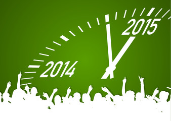 Frohes neues Jahr 2015