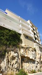 Pisos sobre la roca en El Garraf, barcelona