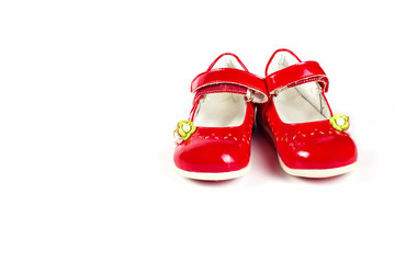 Red Small Shoes