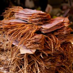 スルメイカの干物