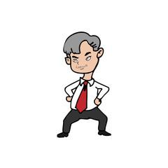 Businessman old