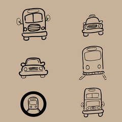 Car public transportation