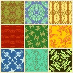 Dayak Pattern wallpaper 4
