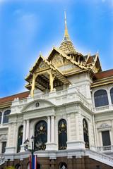 タイの王宮チャクリー宮殿