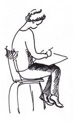 Instant sketch