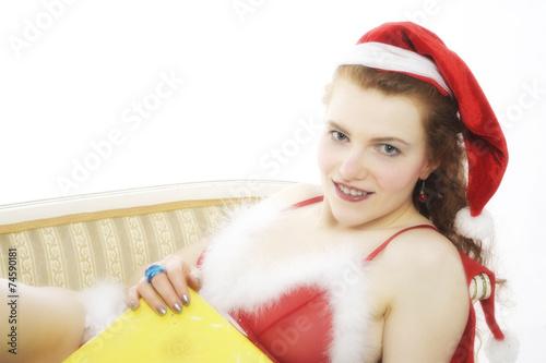 canvas print picture Weihnachten
