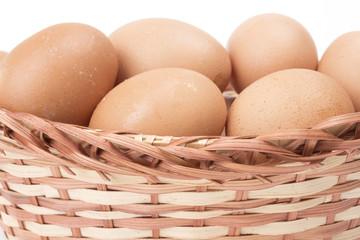 eggs isolated