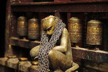 Mono sagrado budista