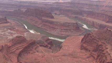 Dead Horse Point Utah Zoom In
