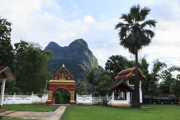 laotien pagoda