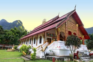 pagoda from laos