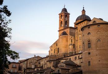 Renaissance city of Urbino, Italy