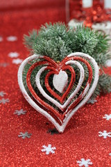 st valentin  de Noël